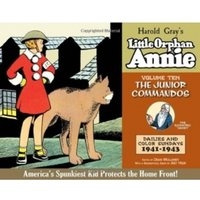 Complete Little Orphan Annie Volume 10 (Hardcover)