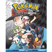 Pokemon Black and White, Vol. 8 : 8