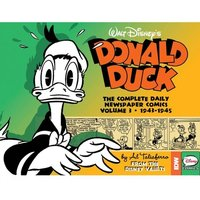 Walt Disney's Donald Duck Newspaper Comics: Volume 3 Hardcover