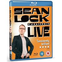Sean Lock Lockipedia Live Blu-ray