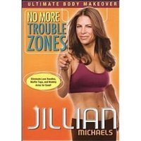 Jillian Michaels No More Trouble Zones DVD