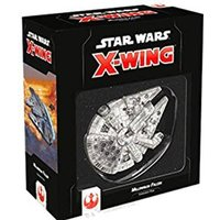 Star Wars X-Wing: Millennium Falcon Second Edition Board Game Expansion