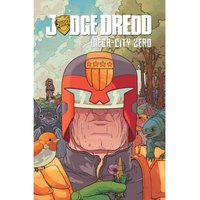 Judge Dredd  Mega-City Zero