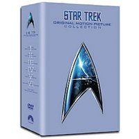 Star Trek - The Original Motion Picture Collection DVD