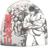 Capcom StreetFighter IV Ryu and Other Fighters Cuffless Beanie - One Size