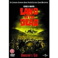 Land Of The Dead DvD