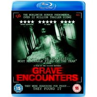 Grave Encounters Blu-ray