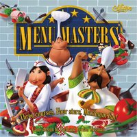 Menu Masters Board Game