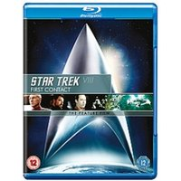 Star Trek 8: First Contact Blu-ray