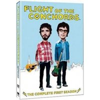 Flight Of The Conchords The Complete HBO First Season DVD