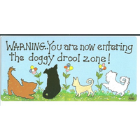 Warning You Are Now Entering… Pack Of 12