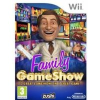Family Gameshow Game