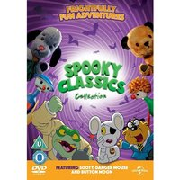 Spooky Classics Collection DVD