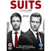 Suits - Season 2 DVD