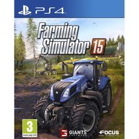 Farming Simulator 15 PS4 Game