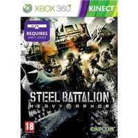 Kinect Steel Battalion Heavy Armor Game