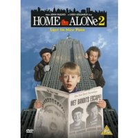 Home Alone 2: Lost In New York DVD