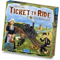 Ticket To Ride Map Collection Volume 4 Nederlands