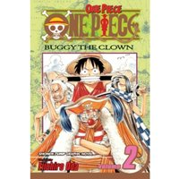 One Piece, Vol. 2 : Buggy The Clown : 2