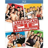 American Pie 4 Film Collection Blu-Ray