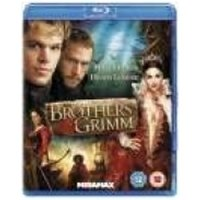 The Brothers Grimm Blu-ray