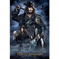 Pirates of the Caribbean - Darkness Maxi Poster