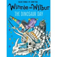 Winnie and Wilbur: The Dinosaur Day by Valerie Thomas (Paperback, 2016)