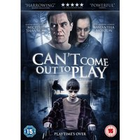 Can't Come Out To Play DVD