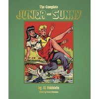 Complete Junior & Sunny By Al Feldstein Gift Edition Hardcover