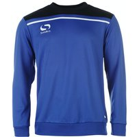 Sondico Precision Sweatshirt Youth 7-8 (SB) Royal/Navy