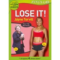 Lose It With Jayne Torvill DVD