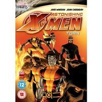 Astonishing X-Men:Torn DVD