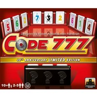 Code 777 30th Anniversary Limited Ed
