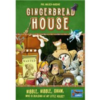 Gingerbread House Tile Board Game