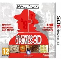 James Noirs Hollywood Crimes Game 3DS