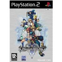 Kingdom Hearts II 2 Game