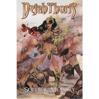 Dejah Thoris Soldier Of Memory