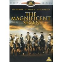 The Magnificent Seven Special Edition DVD