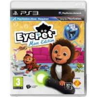 Playstation Move Eyepet Edition Game