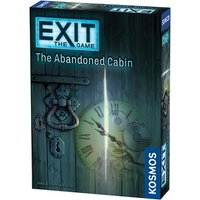 Exit: The Abandoned Cabin Board Game