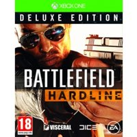 Battlefield Hardline Deluxe Edition Xbox One Game