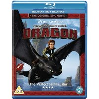 How To Train Your Dragon 3D Blu-ray