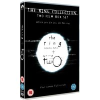 The Ring/The Ring 2 DVD