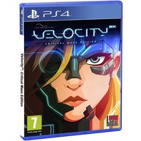Velocity 2X Critical Mass Edition PS4 Game