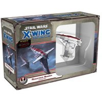 Resistance Bomber X-Wing Miniature (Star Wars) Expansion Pack Board Game