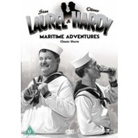 Laurel & Hardy Vol 16 DVD