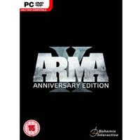 ArmA X Anniversary Edition Game