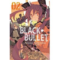 Black Bullet Volume 2 (manga)