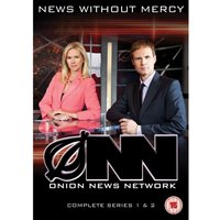 The Onion News Network Series 1 & 2 DVD