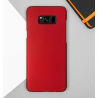 Samsung Galaxy S8 Plus Hybrid Case - Red